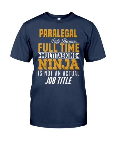 Paralegal 5