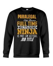 Paralegal 5 Crewneck Sweatshirt thumbnail