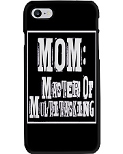Mom Master of Multitasking - Great Mothers Day Phone Case thumbnail