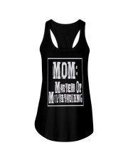 Mom Master of Multitasking - Great Mothers Day Ladies Flowy Tank thumbnail