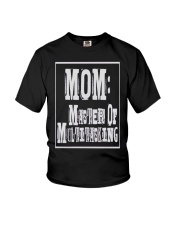 Mom Master of Multitasking - Great Mothers Day Youth T-Shirt thumbnail