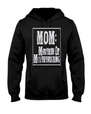 Mom Master of Multitasking - Great Mothers Day Hooded Sweatshirt thumbnail