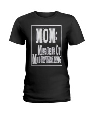 Mom Master of Multitasking - Great Mothers Day Ladies T-Shirt thumbnail