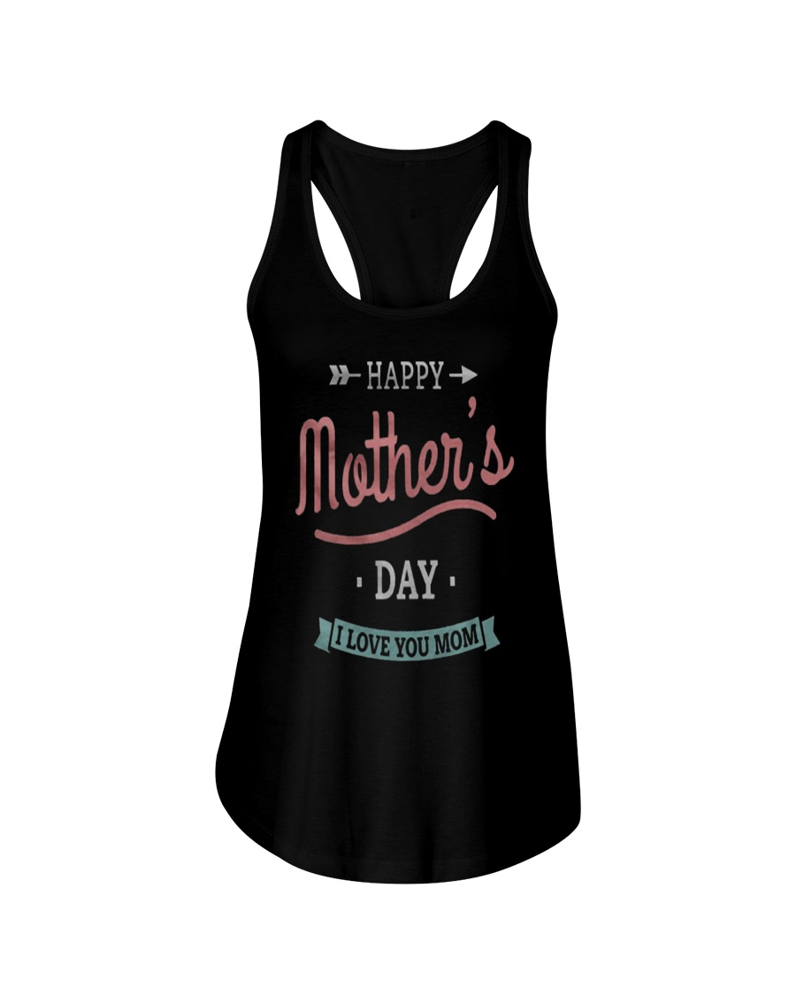 Happy-Mothers-Day-3-Mother-Day Ladies Flowy Tank