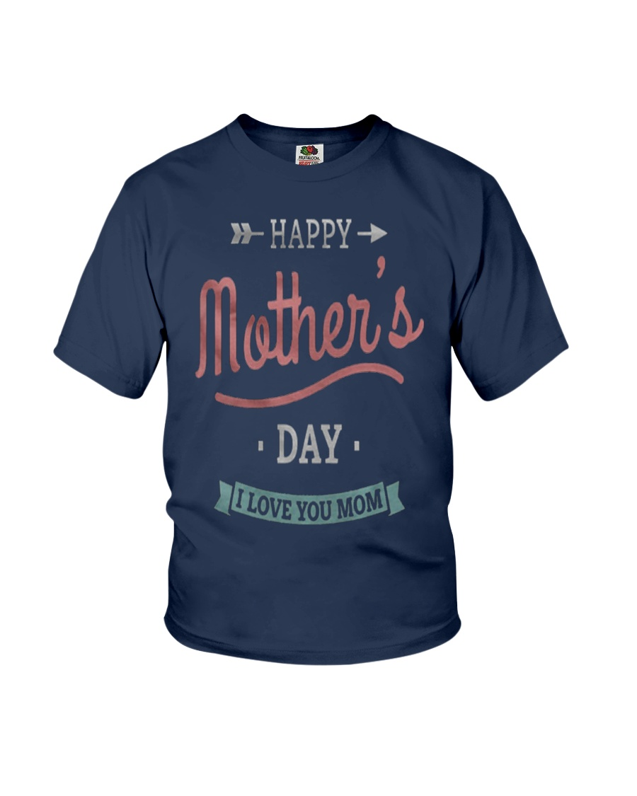 Happy-Mothers-Day-3-Mother-Day Youth T-Shirt