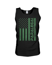 Proud to be - Paralegal Unisex Tank tile