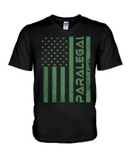 Proud to be - Paralegal V-Neck T-Shirt thumbnail