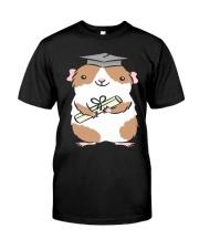 GRADUATION GUINEA-PIG Classic T-Shirt thumbnail