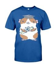 GRADUATION GUINEA-PIG Classic T-Shirt front