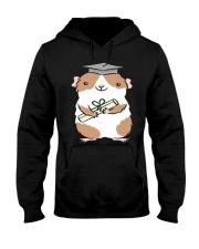 GRADUATION GUINEA-PIG Hooded Sweatshirt thumbnail