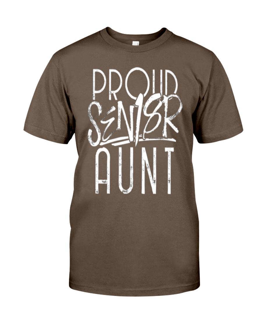PROUD AUNT OF A 2018 SENIOR GRADUATION G Classic T-Shirt