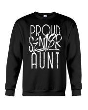 PROUD AUNT OF A 2018 SENIOR GRADUATION G Crewneck Sweatshirt thumbnail