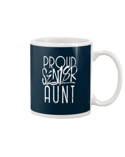 PROUD AUNT OF A 2018 SENIOR GRADUATION G
