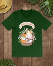 FUNNY MOTHERS DAY CAT HOME IS WHERE THE Classic T-Shirt thumbnail