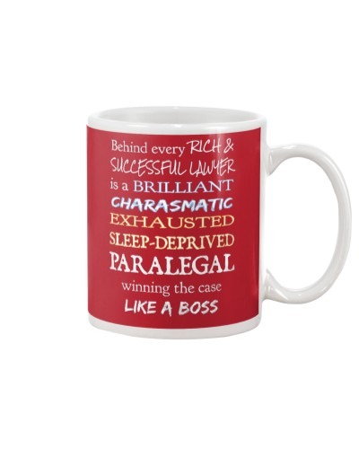 Paralegals Like a Boss