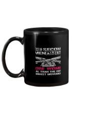 PATRIOTIC - The second amendment W 0039 Mug back