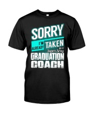 Graduation Coach - Super Sexy Classic T-Shirt tile