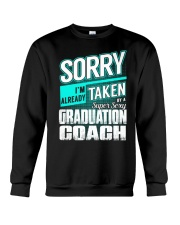 Graduation Coach - Super Sexy Crewneck Sweatshirt thumbnail