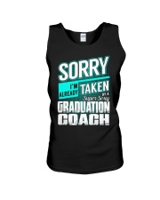 Graduation Coach - Super Sexy Unisex Tank tile