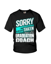 Graduation Coach - Super Sexy Youth T-Shirt tile