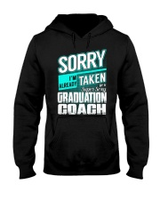 Graduation Coach - Super Sexy Hooded Sweatshirt thumbnail