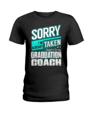 Graduation Coach - Super Sexy Ladies T-Shirt thumbnail