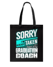 Graduation Coach - Super Sexy Tote Bag thumbnail