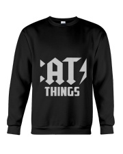 MOTHER DAY CATS THINGS CAT MOM TANK Crewneck Sweatshirt tile