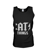 MOTHER DAY CATS THINGS CAT MOM TANK Unisex Tank thumbnail