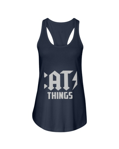 MOTHER DAY CATS THINGS CAT MOM TANK