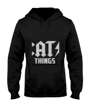 MOTHER DAY CATS THINGS CAT MOM TANK Hooded Sweatshirt thumbnail