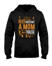 Underestimate A Mom - Paralegal Hooded Sweatshirt thumbnail
