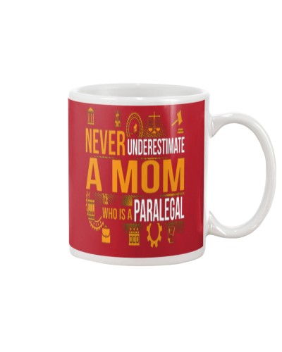 Underestimate A Mom - Paralegal