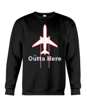 Im Outta Here Great Graduation Shirt Crewneck Sweatshirt thumbnail