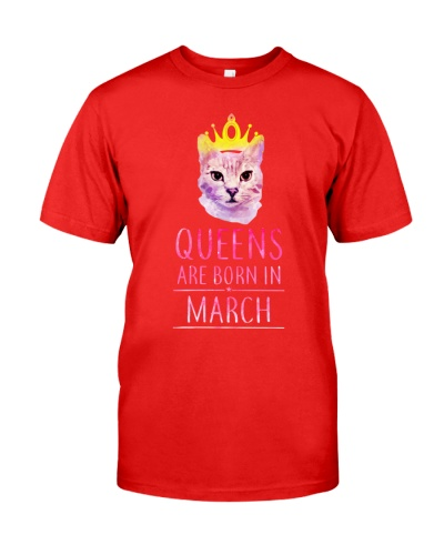 March Queens Cat Are Born In