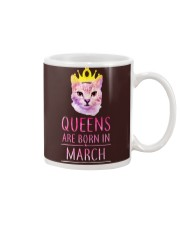 March Queens Cat Are Born In  Mug thumbnail