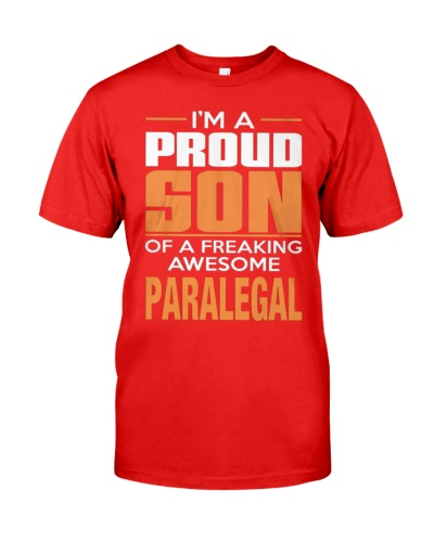 PROUD SON - PARALEGAL