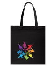 Peace for LGBT Pride Month Tote Bag thumbnail