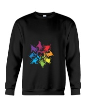 Peace for LGBT Pride Month Crewneck Sweatshirt thumbnail