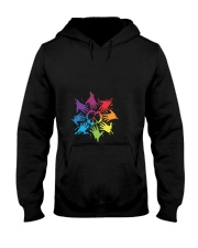 Peace for LGBT Pride Month Hooded Sweatshirt thumbnail