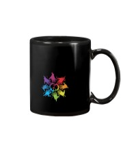 Peace for LGBT Pride Month Mug thumbnail