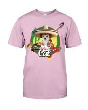 Cats - Cinco De Mayo Classic T-Shirt front