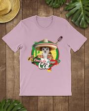 Cats - Cinco De Mayo Classic T-Shirt lifestyle-mens-crewneck-front-18