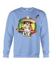 Cats - Cinco De Mayo Crewneck Sweatshirt front