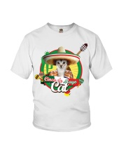 Cats - Cinco De Mayo Youth T-Shirt thumbnail