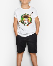 Cats - Cinco De Mayo Youth T-Shirt lifestyle-youth-tshirt-front-1