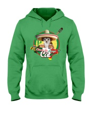 Cats - Cinco De Mayo Hooded Sweatshirt front