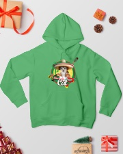 Cats - Cinco De Mayo Hooded Sweatshirt lifestyle-holiday-hoodie-front-2