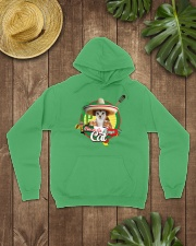 Cats - Cinco De Mayo Hooded Sweatshirt lifestyle-unisex-hoodie-front-7