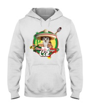 Cats - Cinco De Mayo Hooded Sweatshirt tile